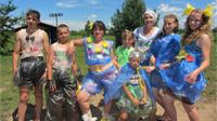 Летний лагерь костюмы своими руками
